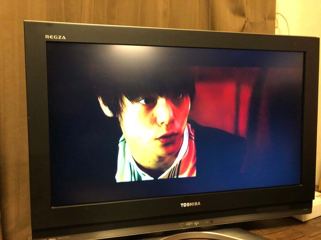 実際にU-NEXTで高画質フル動画を見ています