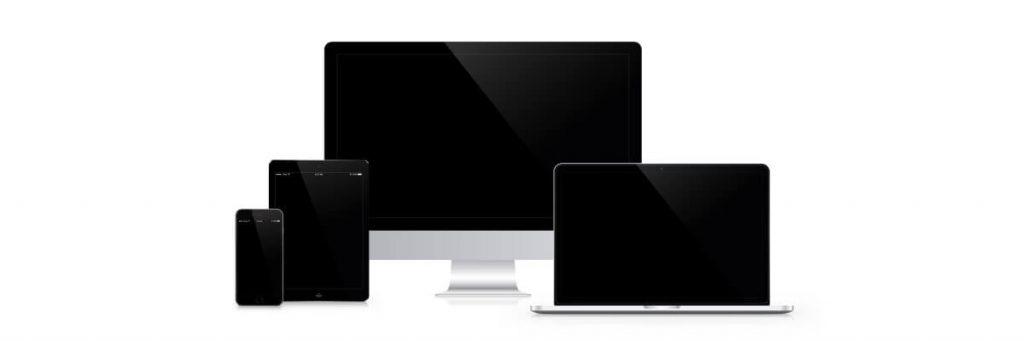 1アカウントで4つの端末で同時視聴が可能