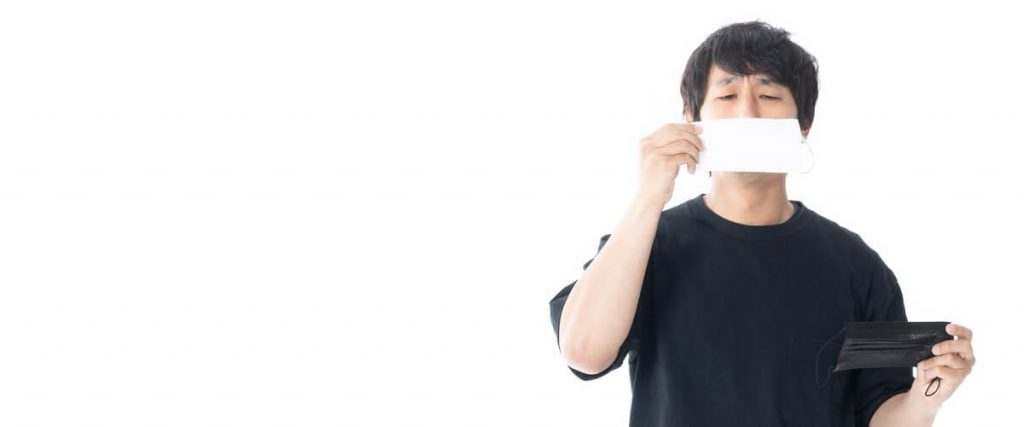マスク不足はいつまで続くのか?解消時期の予想