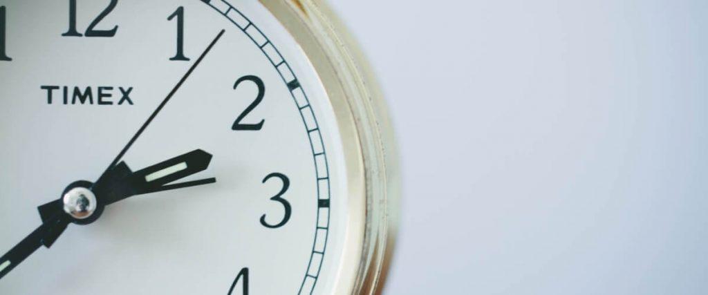 ネットスーパーの配達可能時間の比較